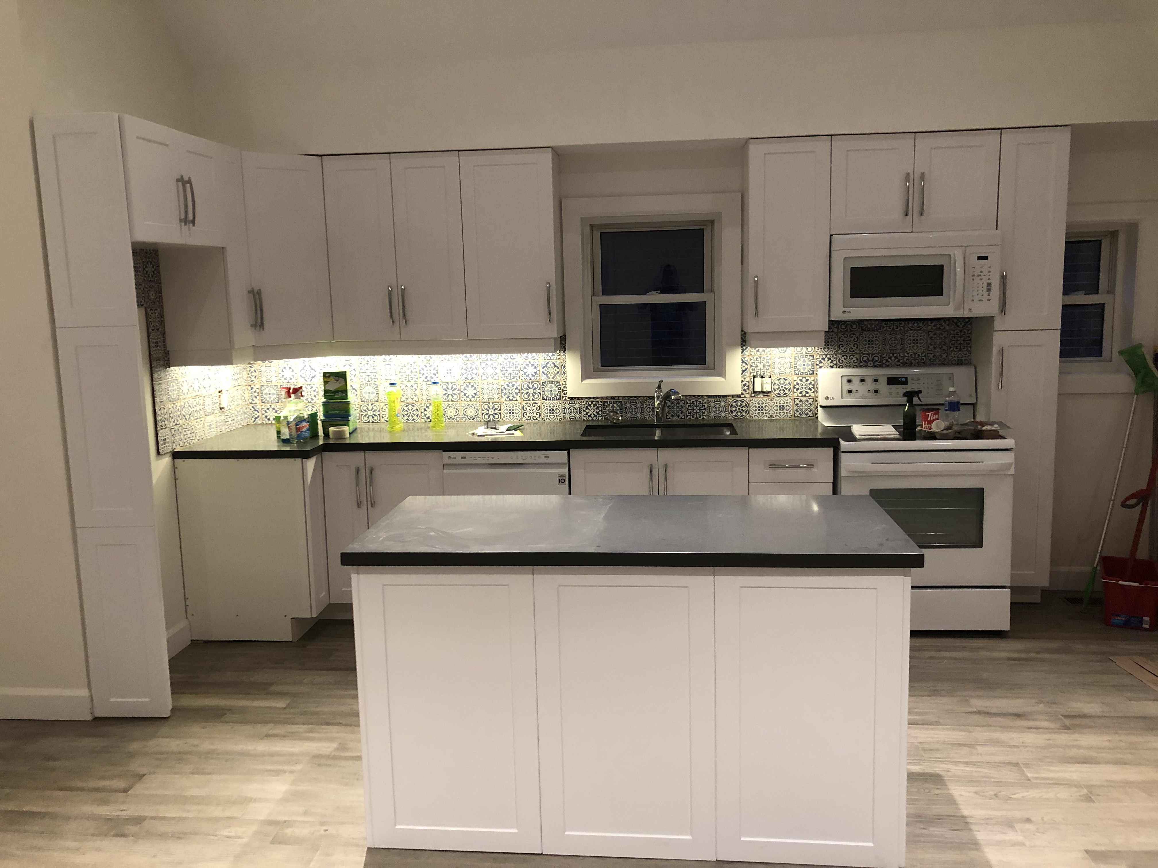 matching your cabinets to your interior