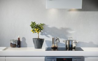 Kitchen Cabinets for a Minimalist Home