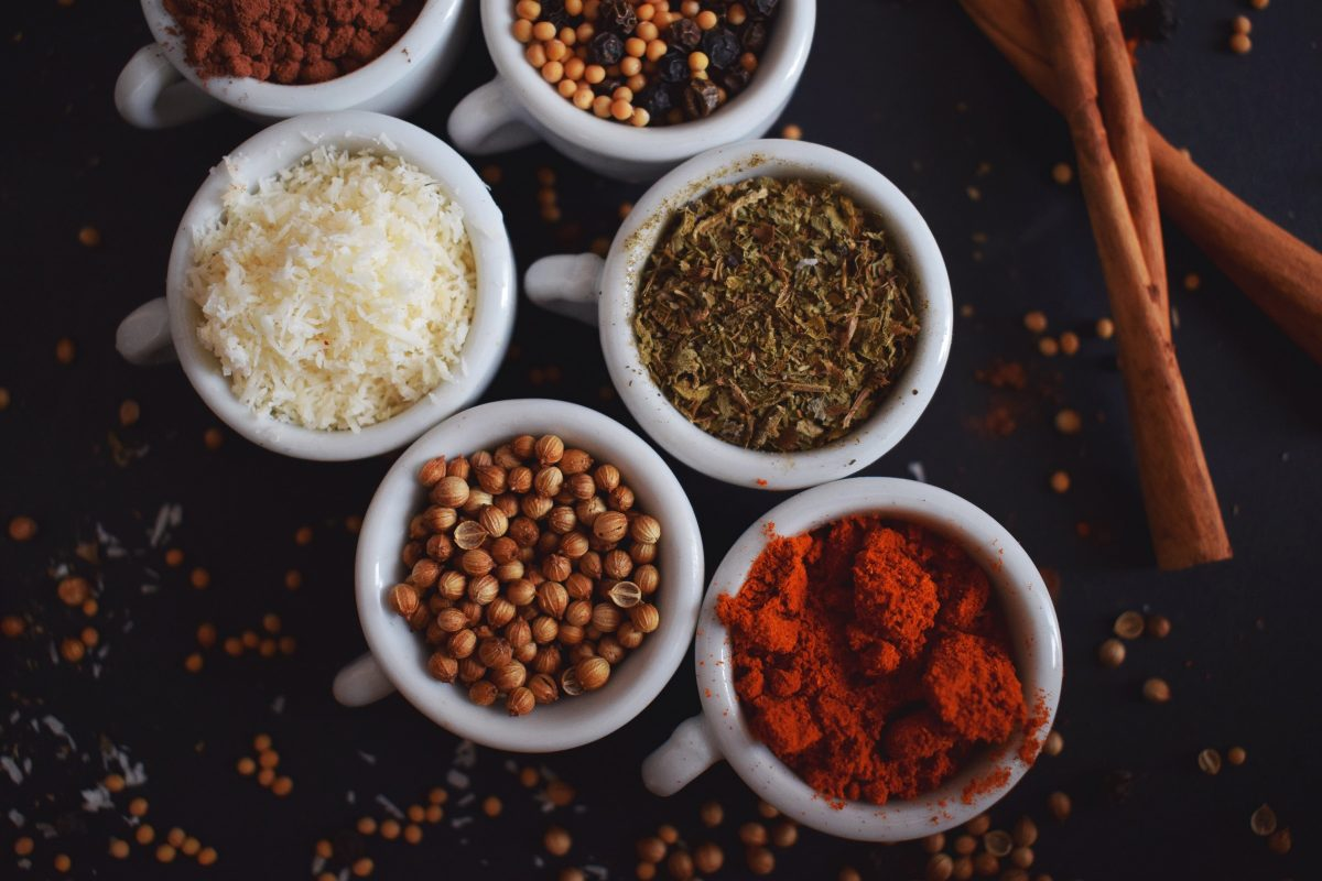 The Best Way to Store Spices and Other Small Things