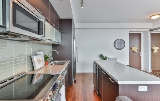 Improve Kitchen Storage with Additional Cabinet Space