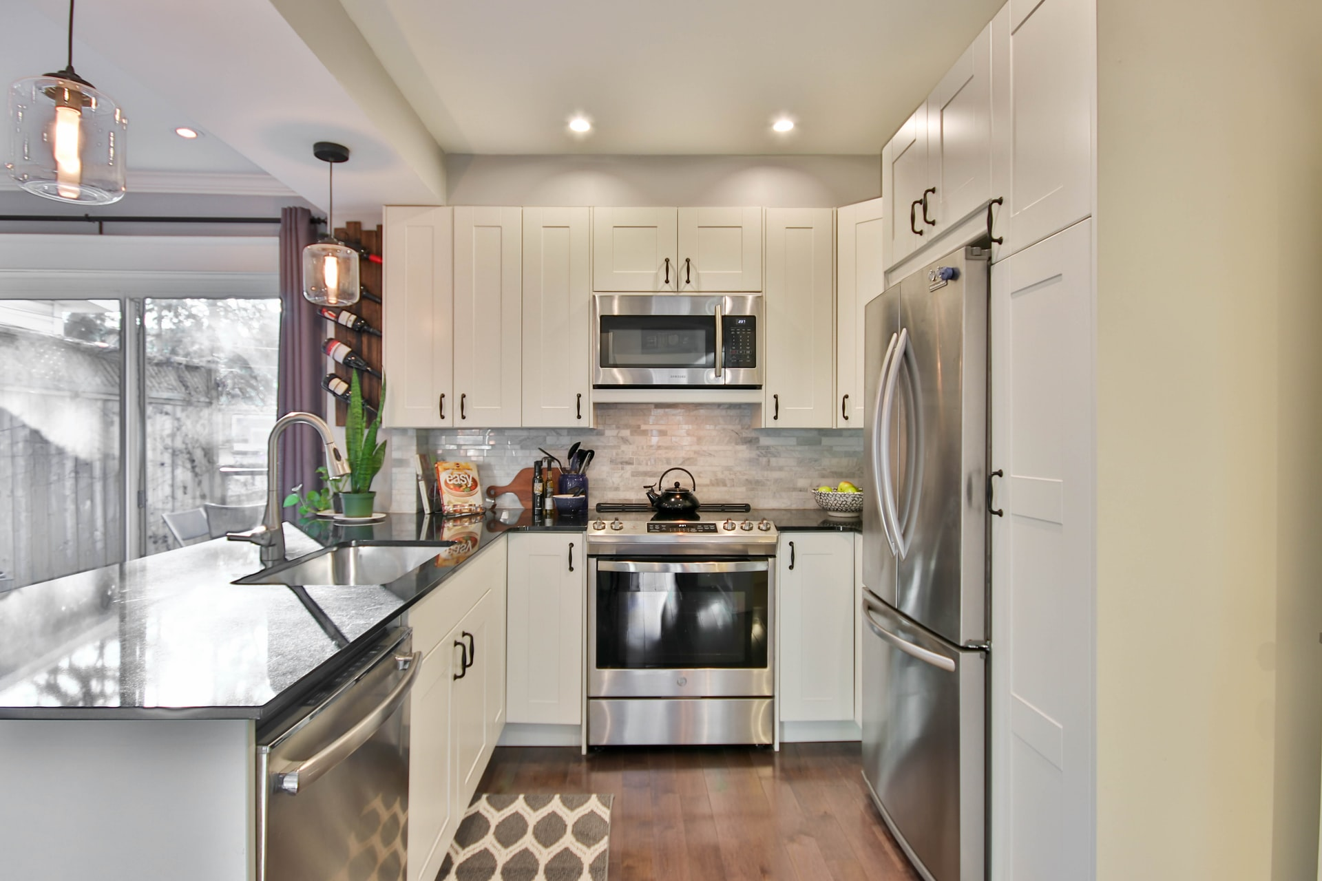 Custom Home Kitchen Cabinets That Last
