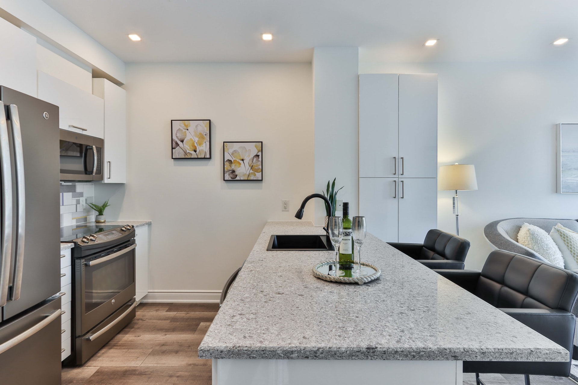 Where to Get Basement Suite Kitchen Cabinets